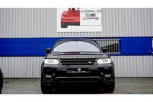 LAND ROVER RANGE ROVER SPORT 3.0 SD V6 Hybride - BVA  2013 HSE PHASE 1 Hybride