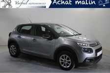 CITROEN C3 1.2 PureTech 82 FEEL GPS/CARPLAY Essence 12450 35590 Saint-Gilles