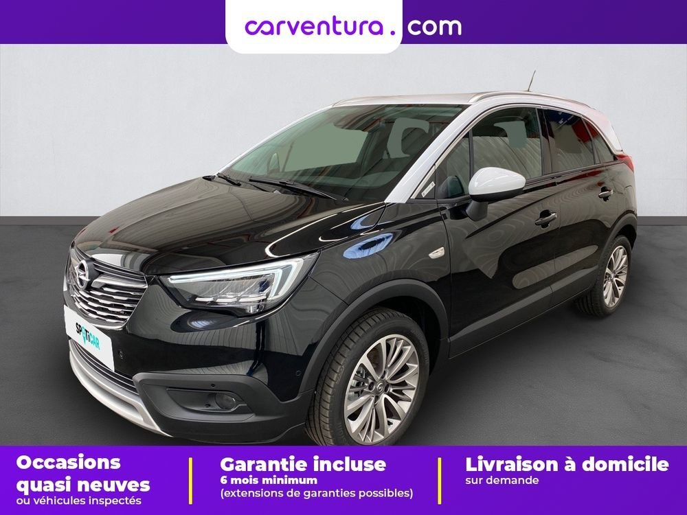 Crossland X 1.2 turbo 130 ch ultimate 2021 occasion 76600 Le havre