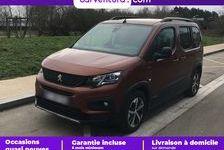 Peugeot Rifter Combi 1.2 puretech 110 gt line standard start-stop 2019 occasion Guyancourt 78280