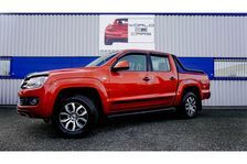 Volkswagen Amarok Pick Up Canyon 4Motion 2015 occasion Saint-Jean-d'Illac 33127