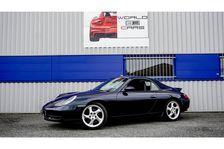 PORSCHE 911 996 Carrera Cabriolet Essence 27500 33127 Saint-Jean-d'Illac