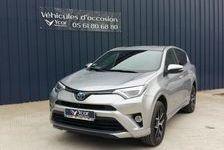 Toyota RAV 4 Hybride 2.5i 197 cv EXCLUSIVE M.E.C 2017 2017 occasion Villefranche-de-Lauragais 31290
