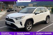 Toyota RAV 4 2.5 hybrid 197h 155 collection 4x4 cvt bva 2019 occasion Séchilienne 38220