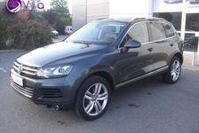 VOLKSWAGEN TOUAREG 3.0 V6 TDI 245 Tiptronic Carat Exclusive 4Motion Diesel 24990 51100 Reims