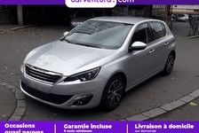 peugeot 308 1.2 puretech 130 allure eat bva start-stop eu6d Essence 14990 35000 Rennes