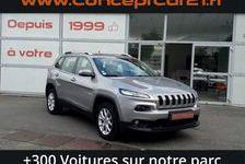 Jeep Cherokee 2.0 MultiJet - 170 - BVA 4X4 Active Drive Longitude Business 2014 occasion Dijon 21000