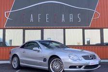 MERCEDES CLASSE SL 55 500 COUPE AMG PHASE 1 Essence 20990 33700 Mérignac
