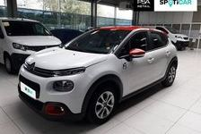 Citroën C3 puretech 82 Graphic 2019 occasion Wattrelos 59150