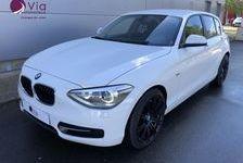 BMW Série 1 F20 114i Sport Stage 1 220ch + Inox 2012 occasion Reims 51100