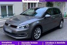 Volkswagen Golf 1.2 tsi 105 bluemotion carat dsg7 bva 2014 occasion Paris 75020