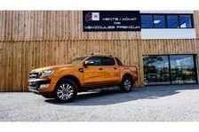Ford Ranger 3.2 EcoBlue - 200 - BVA - Stop & Start 2012 CABINE DOUBLE W 2018 occasion Saint-Jean-d'Illac 33127