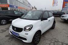 SMART FORFOUR Smart 1.0i - 71 S&S - BV Twinamic Passion Essence 11480 18700 Aubigny-sur-Nère
