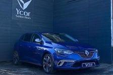 Renault Mégane 1.2 Energy TCe 130 CV GT LINE BLEU IRON 2018 occasion Toulouse 31400