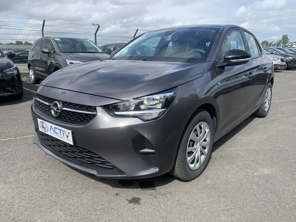 Corsa 1.2 75 edition 2020 occasion 88150 Chavelot