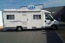 camping-car Profilé occasion - Challenger / Eden 602 - 2003