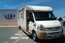 Camping car Camping car 2012 occasion Beaulieu-sur-Layon 49750