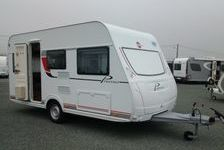 caravane Caravane occasion - Bürstner / 435ts - 2017 15000 49750 Beaulieu-sur-Layon