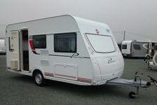 caravane Caravane occasion - Bürstner / 420 ts - 2018 13900 49750 Beaulieu-sur-Layon
