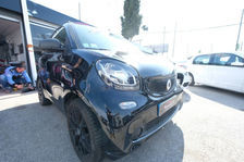 Smart ForTwo Fortwo Coupé 1.0 71 ch S&S A Proxy 2017 occasion Nice 06200