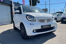 ForTwo Fortwo Coupé 0.9 90 ch S&S BA6 Prime 2016 occasion 06200 Nice