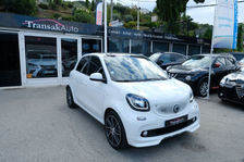 SMART FORFOUR 109 ch BA6 BRABUS 18490 06200 Nice