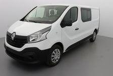 renault Trafic l2h1 double cab Grand confort dci 1.6 145 Diesel 25309 71200 Le Creusot