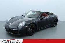 porsche 991 cabrio 4s turbo 3.0 420 Essence 128880 38000 Grenoble