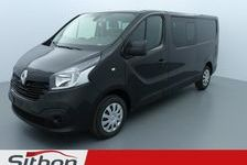 renault Trafic l2h1 double cab Grand confort dci 1.6 120 Diesel 25434 38000 Grenoble