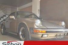 porsche 911 usa Carrera 1984 ess 3.2 231 Essence 58000 38000 Grenoble