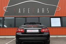 MERCEDES CLASSE E Cabriolet E 350 BlueEfficiency - BVA 7G-Tronic Plus  CABRIOLET - BM 207 Executive - BVA PHASE 1 Diesel 25990 33700 Mérignac