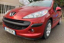 Peugeot 207 2008 - Bordeaux Métallisé - 1.4 5 PORTES PACK CLIM. 29000 KMS 5990 78300 Poissy