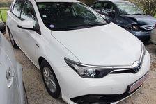 Toyota Auris 2016 - Blanc Nacré - HYBRIDE 136 BUSINESS 90022Km 08/16 11990 31120 Portet-sur-Garonne