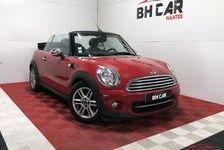 Mini Cooper 1.6d RED HOT CHILI 112 CABRIO 2011 occasion Carquefou 44470