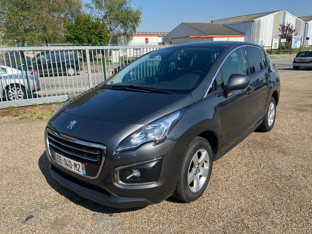 3008 2.0 HDI 150CH ACTIVE GPS Grip Contr 2016 occasion 62600 Berck