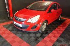 Opel Corsa 2013 1L 65CH/4CVH/BVManuelle 2013 occasion La Roche-de-Glun 26600