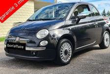 Fiat 500 1.2 70ch toit panoramique clim S&S LOUNGE 2010 occasion Vernon 27200