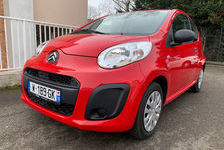 Citroën C1 PHASE 3 1L PACK CLIM 1 MAIN 29000 KMS 2014 occasion Poissy 78300