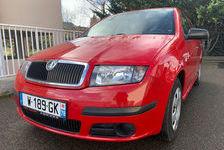 Skoda Fabia 2007 - Rouge Verni - 1.2 PACK CLIM. 5 PORTES 1 MAIN 4390 78300 Poissy