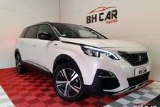 Peugeot 5008 GT LINE 1.6 hdi 120 EAT6 + attelage 2018 occasion Carquefou 44470