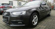 Audi A4 2014 - Noir - 2.0 TDI 150CV GPS XENON regulateur 17700 12000 Rodez
