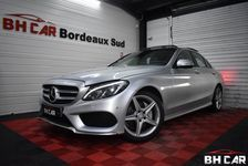 Mercedes Classe C 2014 - Gris Métallisé - 220 CDI 170 FASCINATION AMG BVA 20990 33600 Pessac