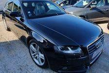 Audi A4 2011 - Noir Métallisé - 2.0 TDi 143 S-LINE AVANT 10990 31120 Portet-sur-Garonne