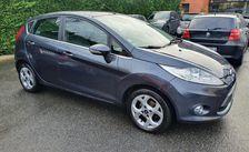 Ford Fiesta VI-5portes 1.6 TDCi 16V- 90Ch-137253Km 2011 occasion Pierrefitte Sur Seine 93380