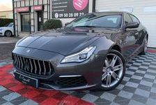 Maserati Quattroporte 6 VI (2) V6 GRANLUSSO S Q4 g 2017 occasion Saint-Denis-en-Val 45560