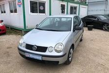 Volkswagen Polo 1.2 TREND PACK CLIM ESS 4 CV 2004 occasion SARAN 45770