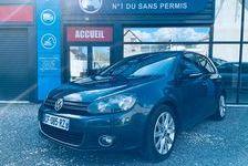 Volkswagen Golf 140ch DSG6 2012 occasion Blois 41000