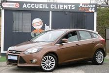 Ford Focus 2014 - Marron - 1.6 tdci  95CH S&S TITANIUM 77000KMS 7990 44800 Saint-Herblain
