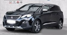 Peugeot 5008 2.0hdi 180 GT CAMERA 360 GTIE 1 AN 2017 occasion Rodez 12000