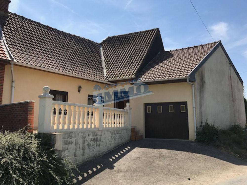 Vente Maison Maison de village Axe Avesnes - Frévent  à Avesnes le comte